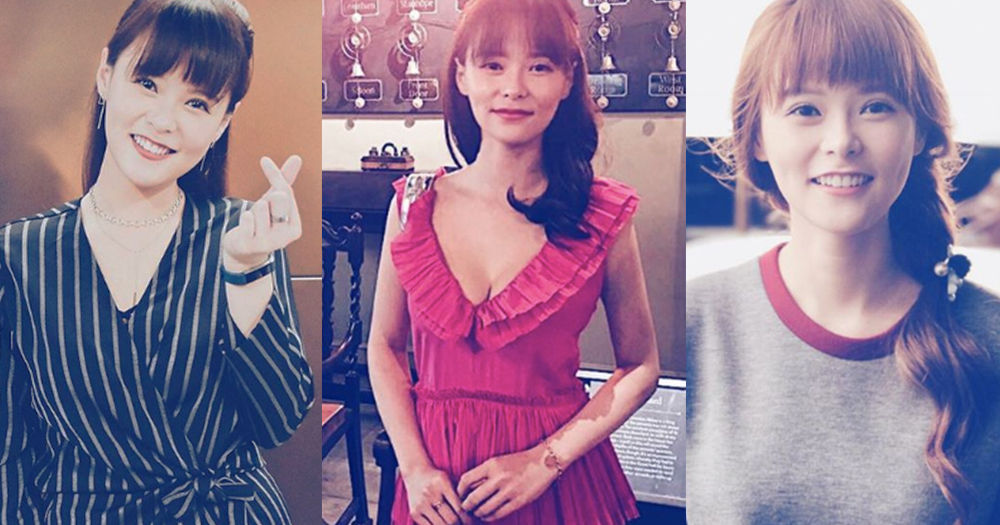 Singaporean Actress Jayley Woo 胡佳琪 Is The Latest Celebrity To Join The 'Bye, Mediacorp' List