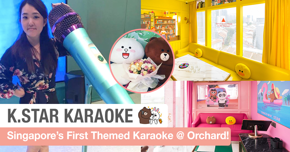 Unleash Your Inner Beyonce @ K.Star: Singapore's First Themed KTV Located In Orchard!