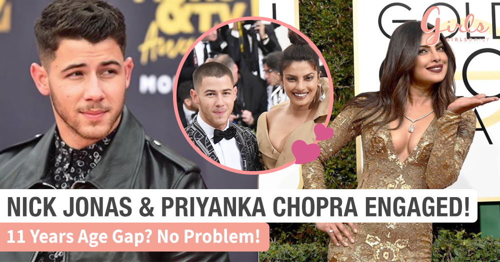 Nick Jonas And Indian Actress Priyanka Chopra Is Engaged After Dating For 2 Months