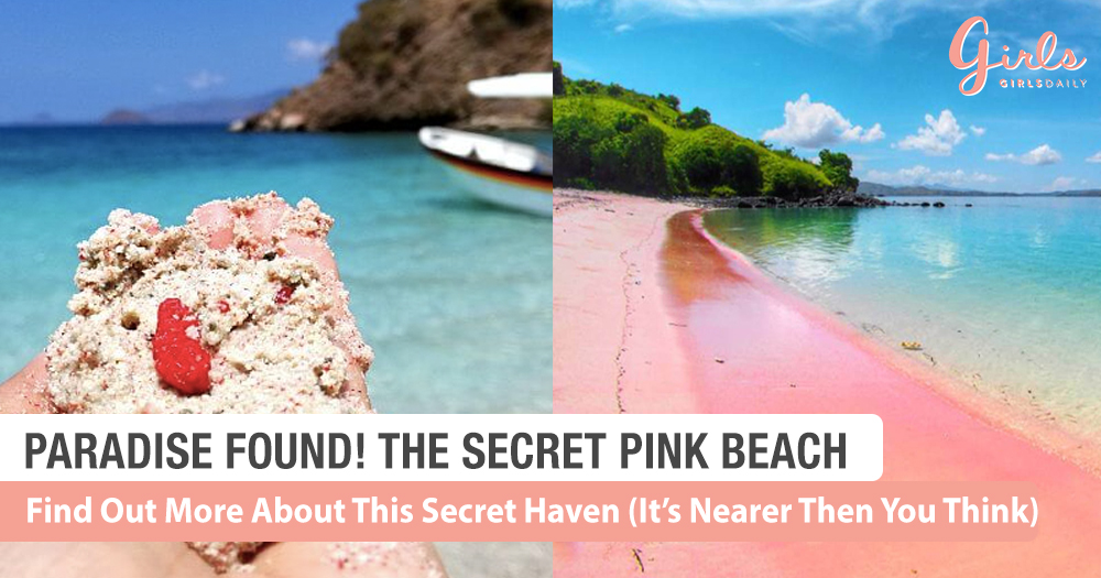 Life's A Beach. Why Komodo's Pink Beach Is So Magical.