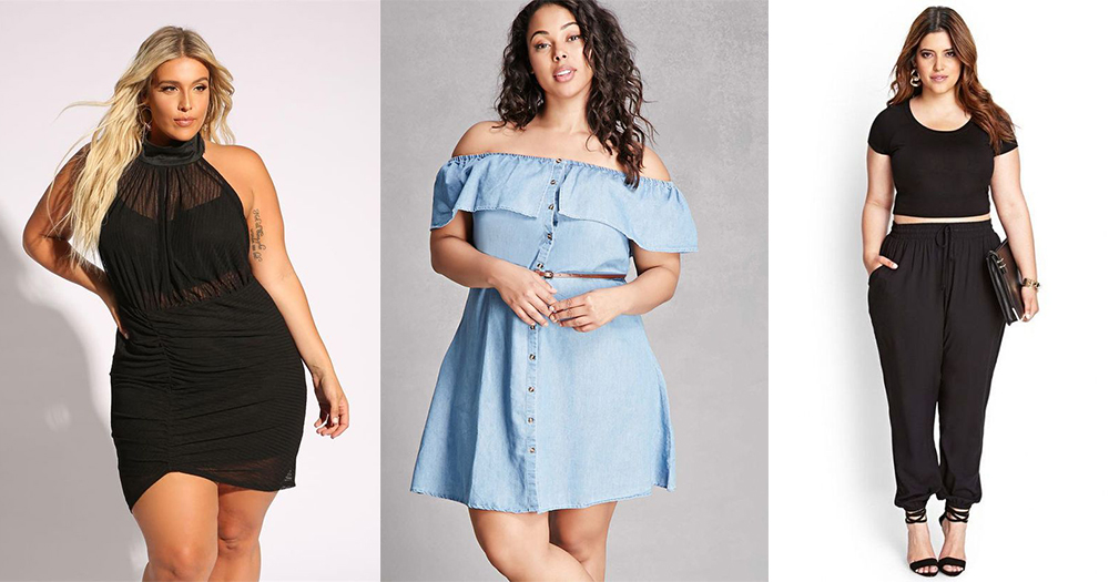 Plus-sized Beauties, Slay The Fashion Game With These 5 Fashion Tips!