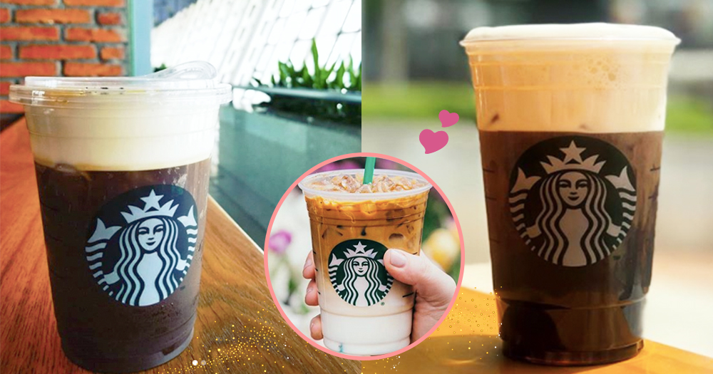 Love Milk Foam? Well, You Can Now Enjoy Your Iced Coffee With Cold Foam Now At A Starbucks Near You!