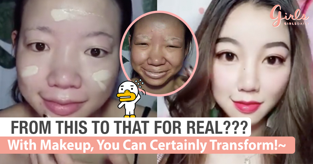 The Miracles That Makeup Can Do For You!