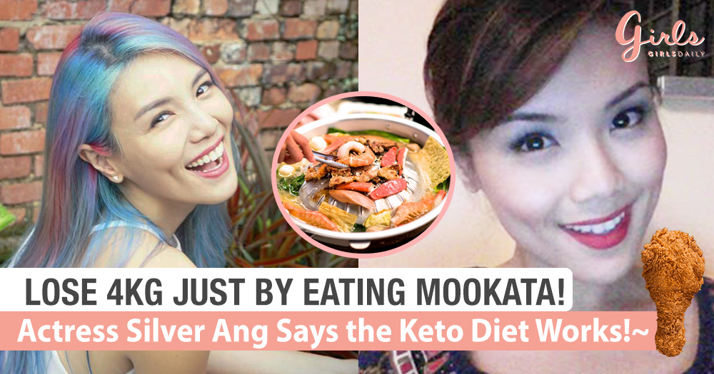 Silver Ang And How She Lost Weight Through Eating Mookata!