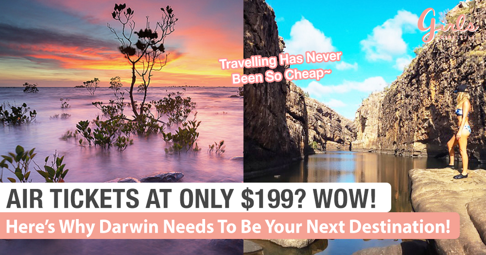 Why You Should Go To Darwin ($199 Promotional Air Tickets Now)