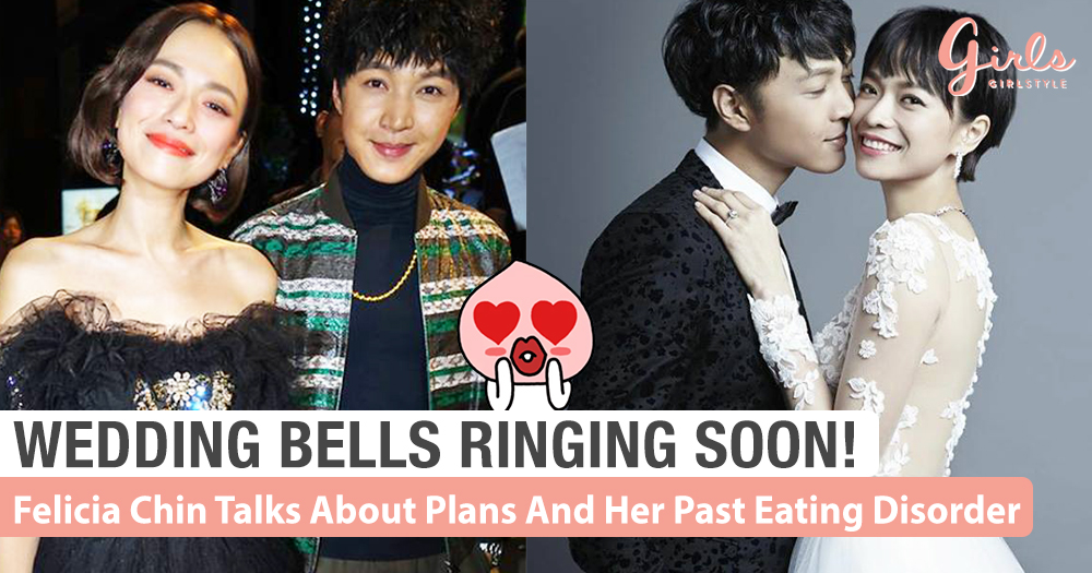 Felicia Chin Gets A Proposal! Plus, Wedding Bells A-Ringing And Her Eating Disorder.