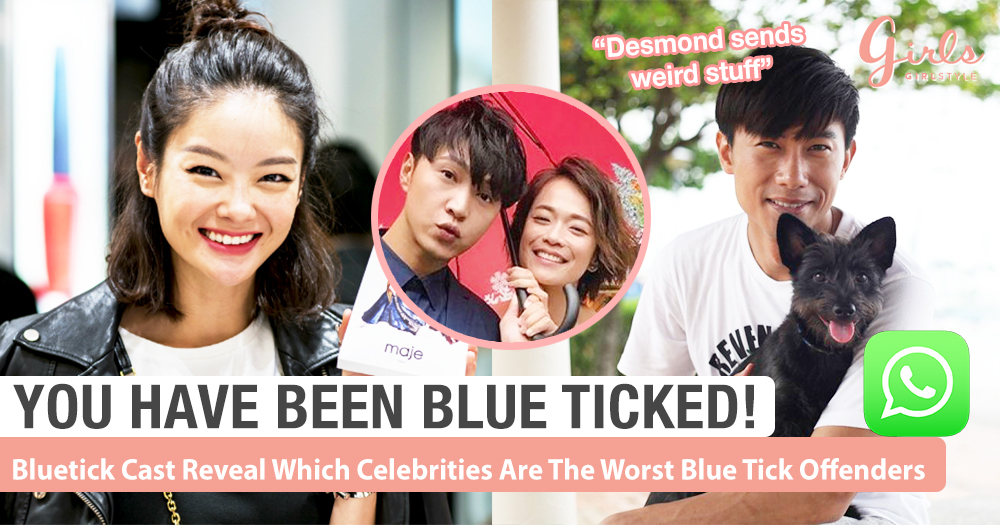 The Cast Of 'Bluetick' Reveal Who The Worst 'Blue tick' Offenders Among Their Celebrity Friends Are!