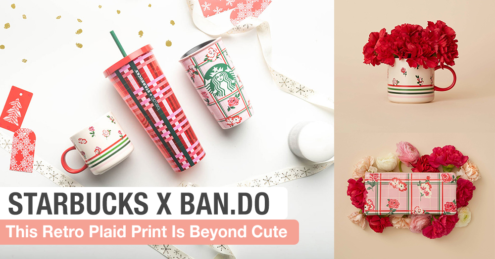 Starbucks x Ban.do Launches The Cutest Holiday Collection Ever
