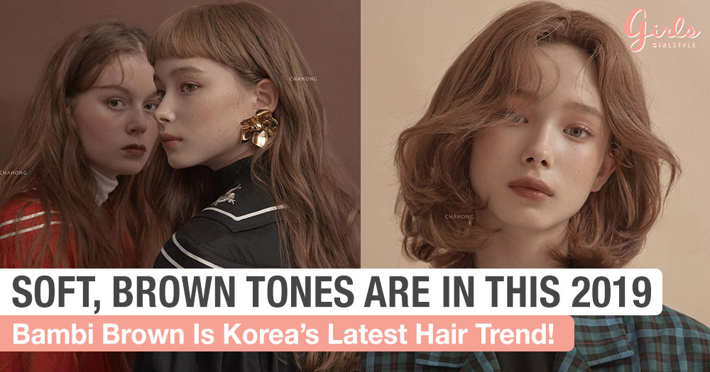 Leading Korean Salon Has Announced 2019's Hair Colour And It's Going To Be All The Rage!