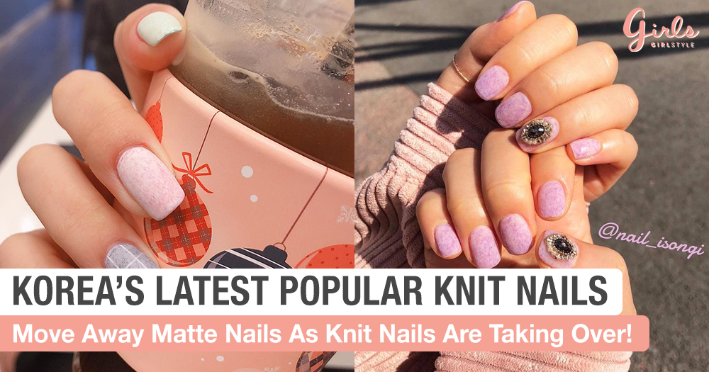 The Latest Nail Trend That Many Korean Women Are Addicted To