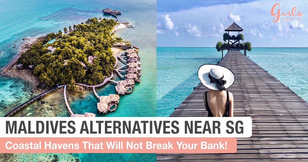 Coastal Paradises Near Singapore That Will Make You Feel Like You're In Maldives