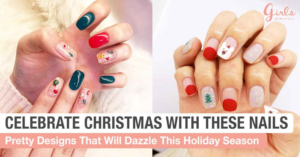 The Cutest Holiday Nails to Get You Into the Christmas Spirit