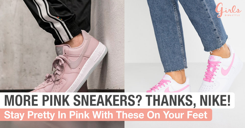 Nike Just Dropped More Gorgeous Sneakers And We Are In Love!
