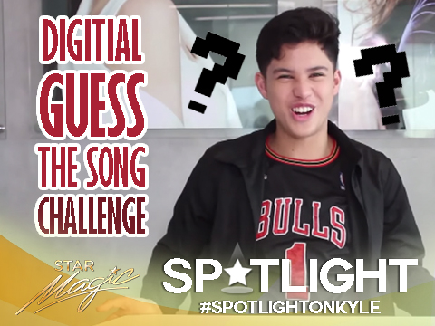 Spotlight on Kyle: Digitial Guess The Song Challenge