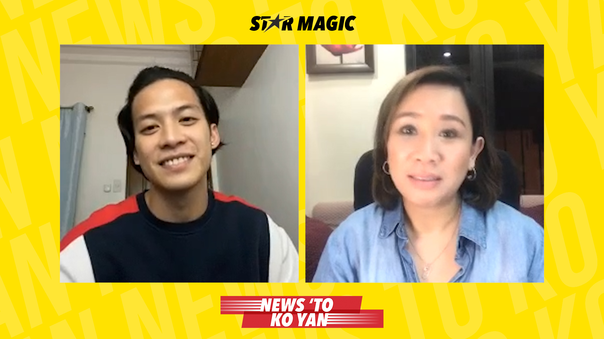 Who does Karl Gabriel want to cook for? | News 'To Ko Yan