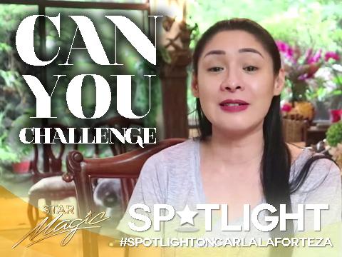 Spotlight on Carla Laforteza: Can You Challenge