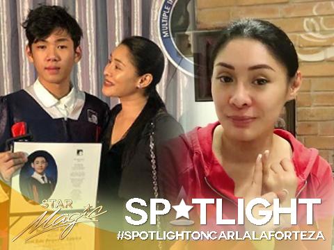 Spotlight on Carla Laforteza