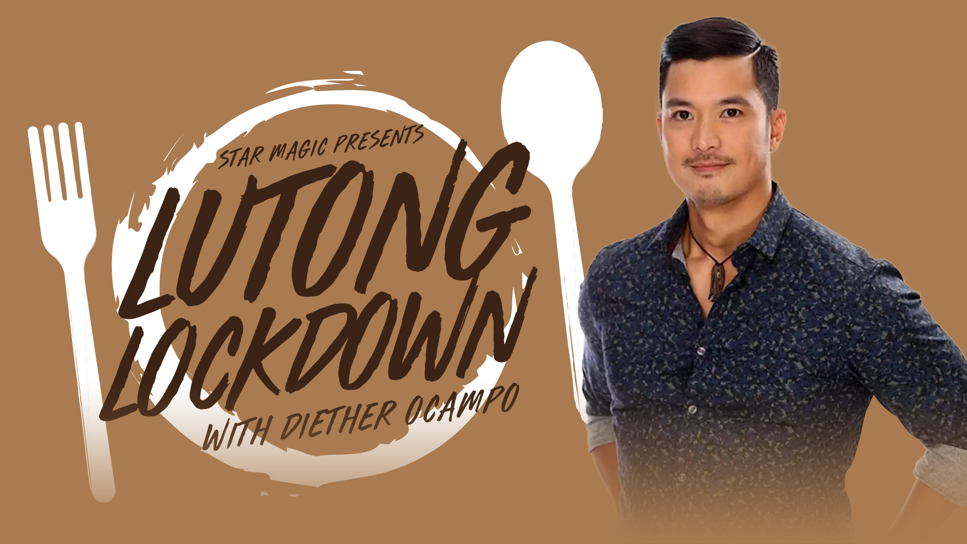 Lutong Lockdown with Diether Ocampo