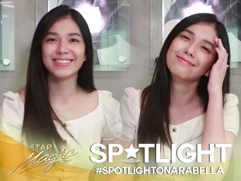Spotlight on Arabella
