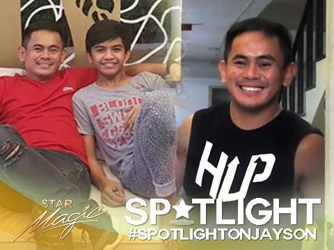 Spotlight on Jayson
