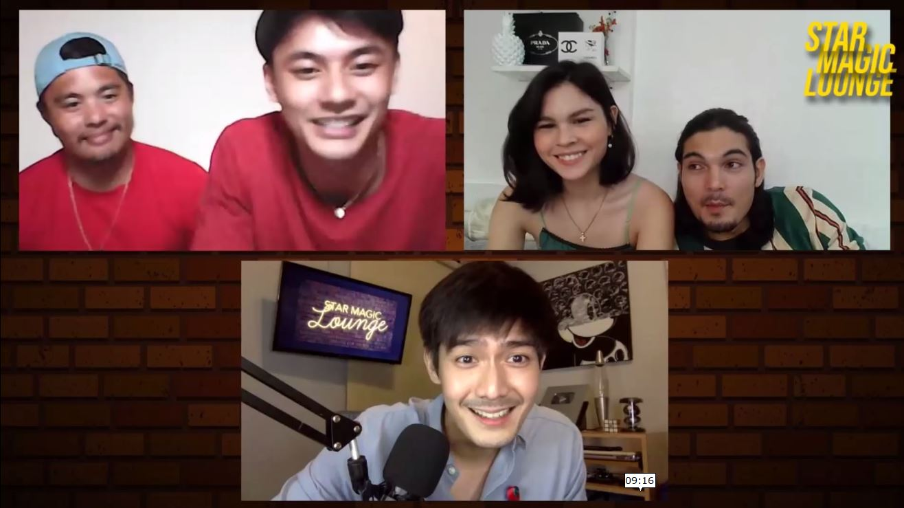 Star Magic Lounge with Franco, Turs, Josh, and Ashley | Highlights