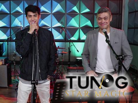"Tunog Star Magic: Donny and Anthony Pangilinan perform ""You"
