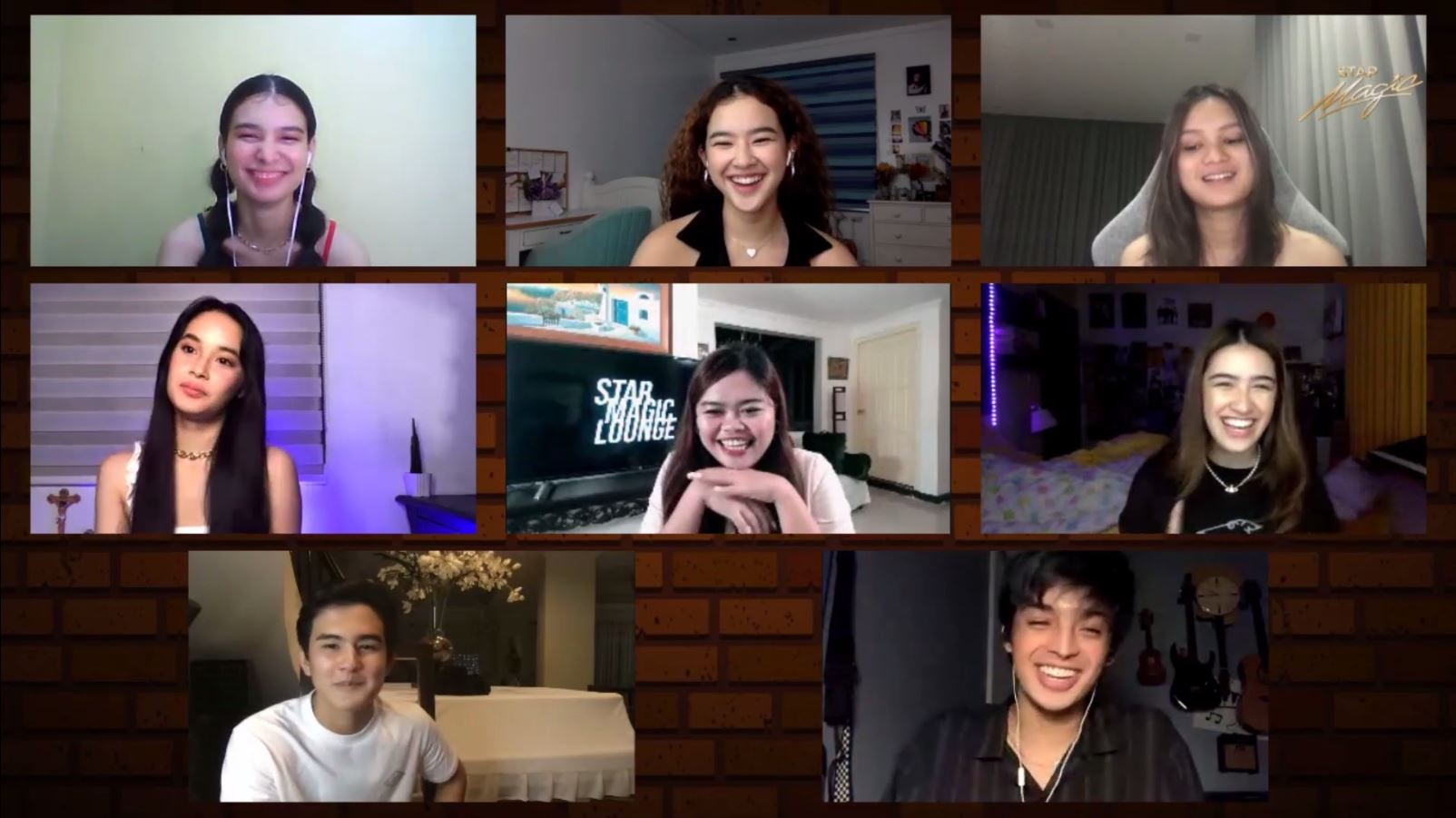 Star Magic Lounge with the Squad Plus | HIGHLIGHTS