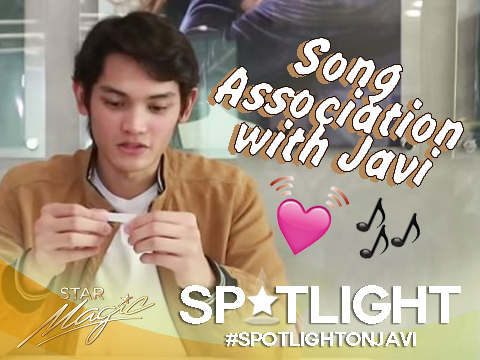 Spotlight on Javi: Song Association with Javi