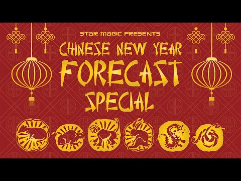 Chinese New Year Forecast Special (Part 1)