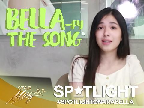 Spotlight on Arabella: Bella-fy the Song