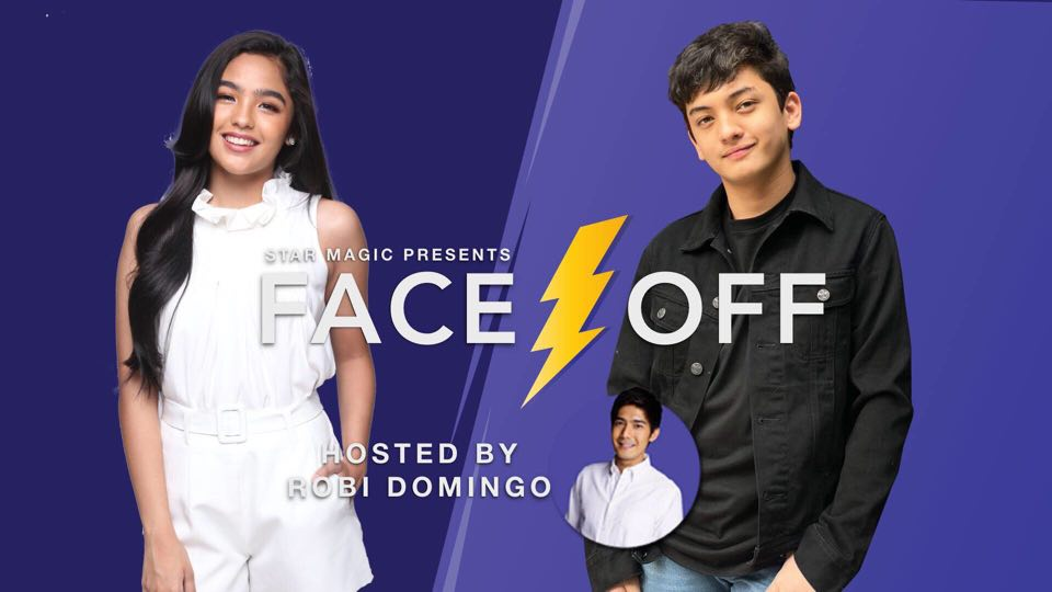Star Magic Presents Face off with Andrea Brillantes and Seth Fedelin