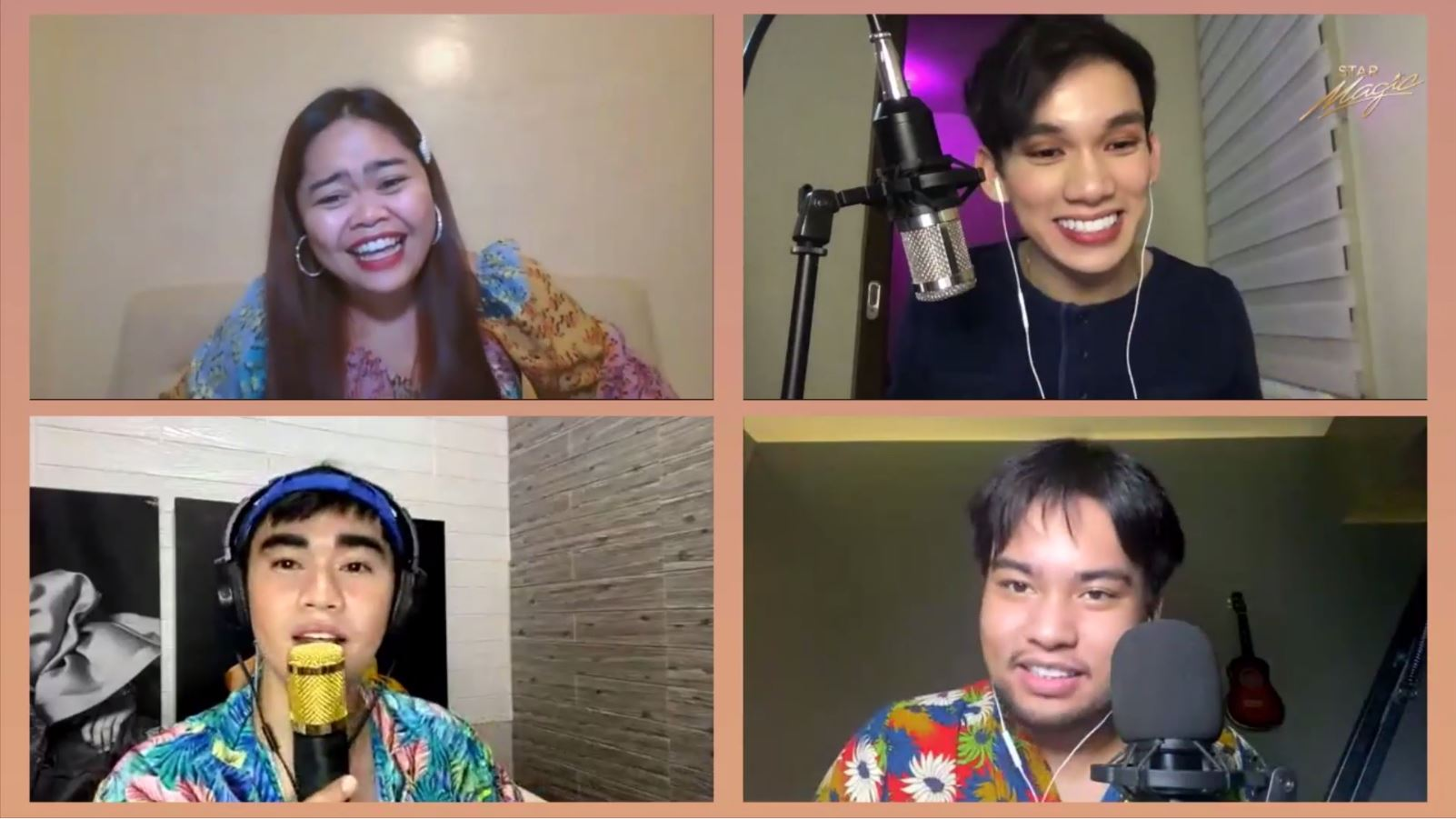 The talented iDolls spread passion and creativity | Star Magic Lounge
