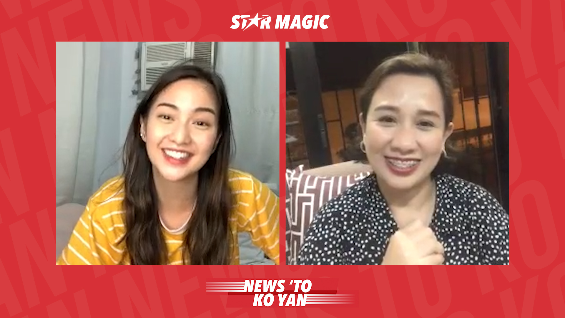 THE Fan Girl and MMFF Best Actress 2020 Charlie Dizon! | News 'To Ko Yan
