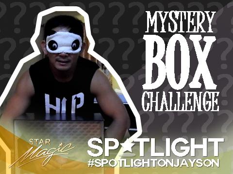 Spotlight on Jayson: Mystery Box Challenge