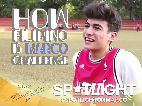 Spotlight on Marco: How Filipino is Marco Challenge