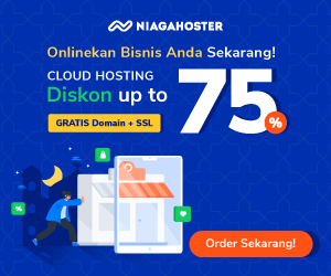 promo cloud hosting niagahoster