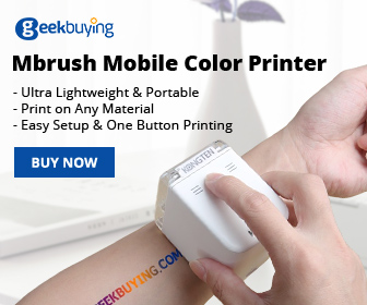 2020/05 MBrush Printer Banner Set