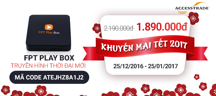 FPT Play Box: TV Box hàng đầu Việt Nam – Trực tiếp Ngoại Hạng Anh