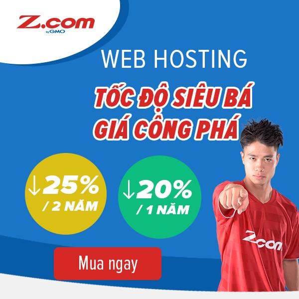 hosting tốc độ cao nhất