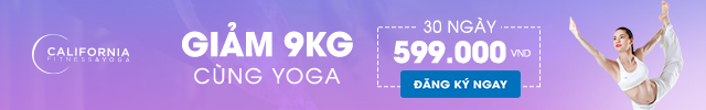 Giảm 9kg Cùng Yoga | California Fitness and Yoga Centers