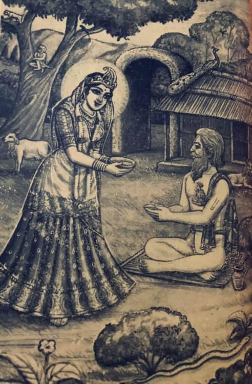Shri Neh Nagridas - Rasik Saint of Braj