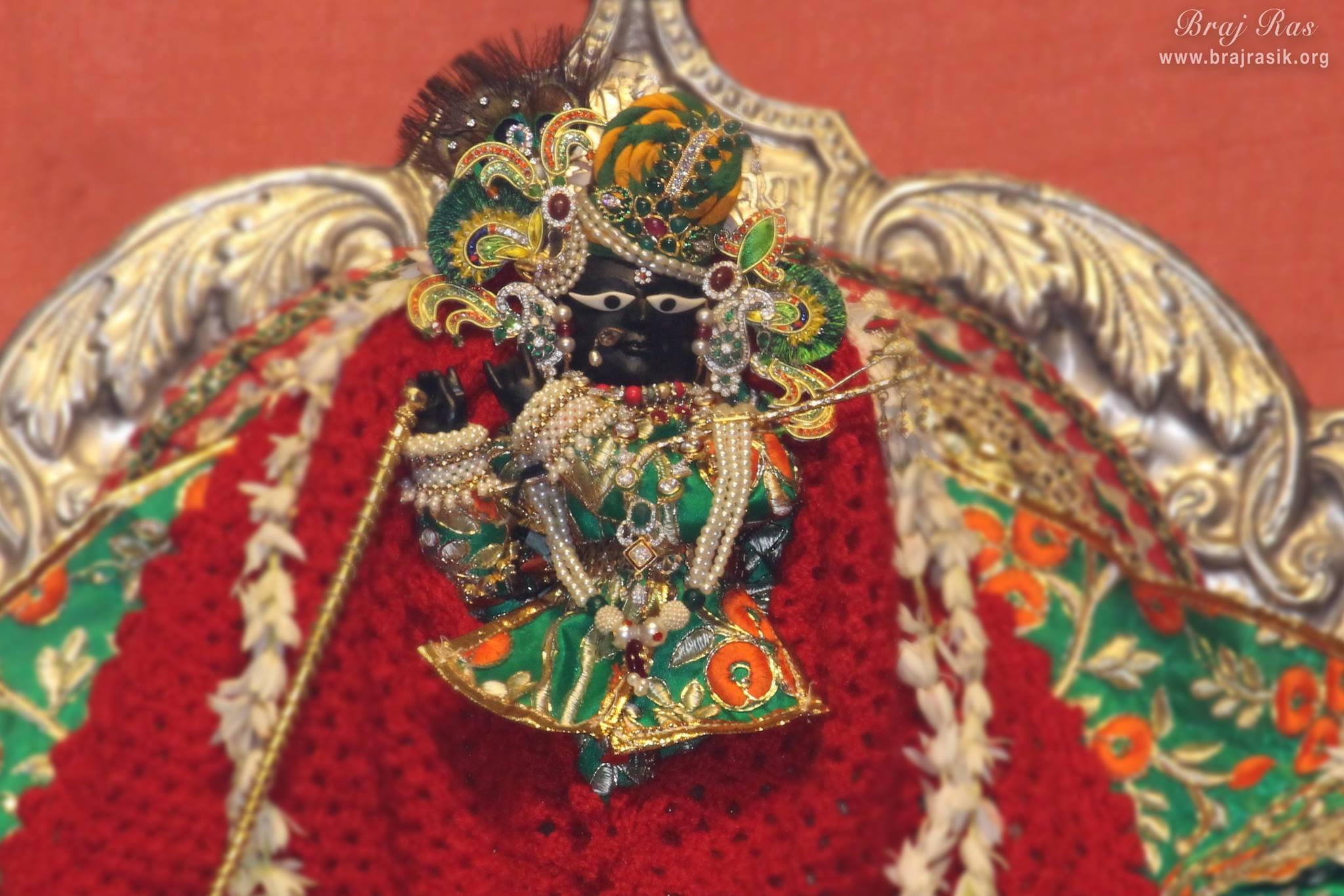 Shri Radharaman Temple, Vrindavan