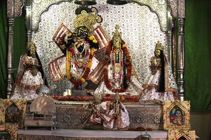 Shriji Ka Mandir, Vrindavan