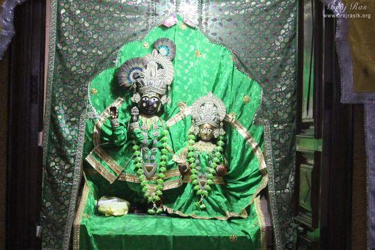 Daan Bihari Mandir, Vrindavan