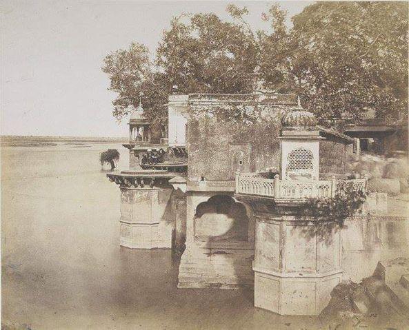 Old Rare Photos Vrindavan