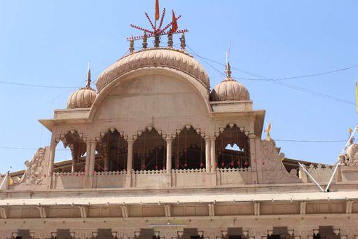 Radharani Temple, Barsana