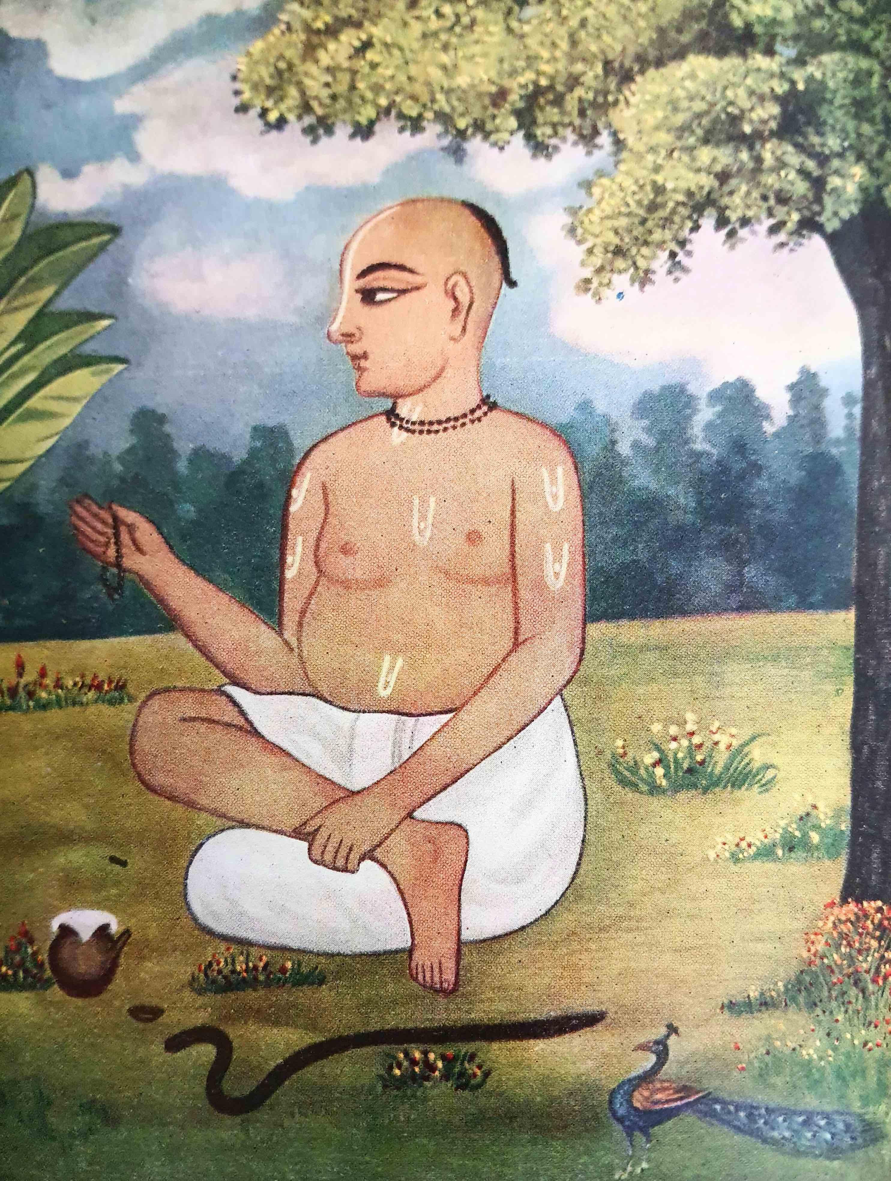 Shri Rasik Dev Ju