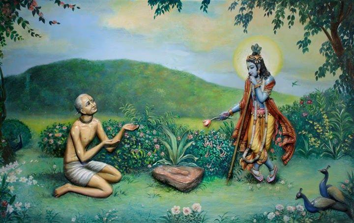 Shri Sanatan Goswami