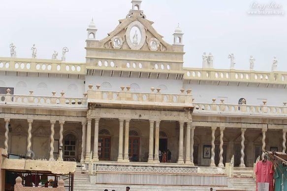 Shahji temple, Vrindavan