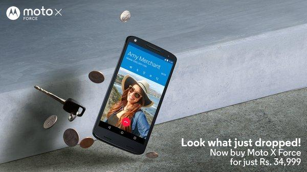 Moto X Force and Moto G 3rd Gen get price cuts